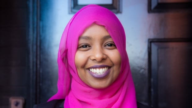 Samiya Abdi , a member of Fight The Famine Toronto, says many in her group have never been to Somalia, but want to prevent a looming humanitarian disaster.