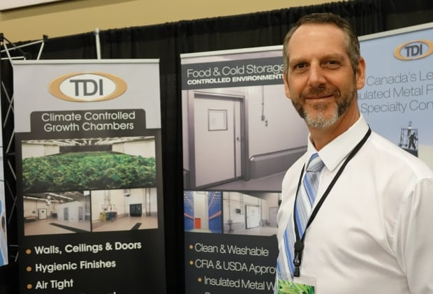 Brent Glesby, manager at Thermo Design Insulation April 29