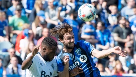Whitecaps beat Impact for 1st road win of season