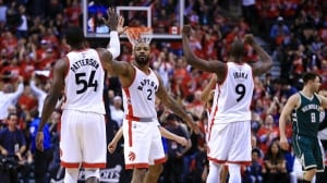 Raptors believe this year's team is better equipped to handle Cavs