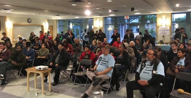 Vancouver Tenants Union Launch