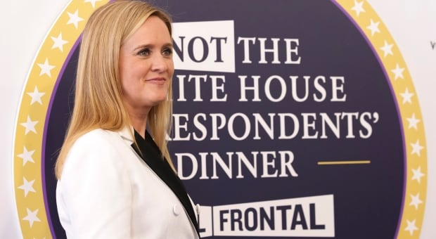 Full Frontal with Samantha Bee's Not the White House Corresponde
