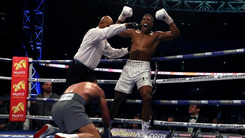 272c0a35d80 Heavyweight Anthony Joshua  just wants to fight everyone  after ...