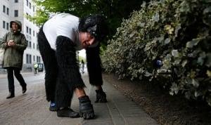 Britain Gorilla Marathon