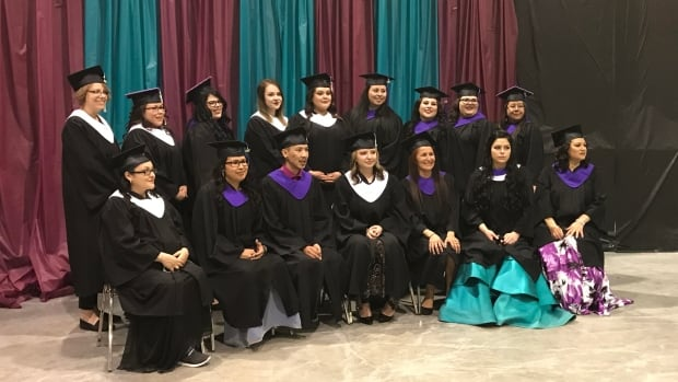 The last ever NORTEP and NORPAC graduation ceremony was held in La Ronge on Saturday.