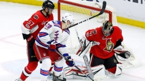 Senators, Rangers glad for extra day off ahead of Game 3