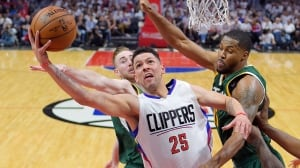 Jazz flatten Clippers to clinch 1st-round series win