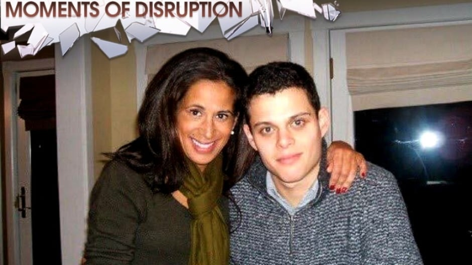In 2009, Lynn Keane's son Daniel took his own life at the age of 23. She is now an author and suicide educator.