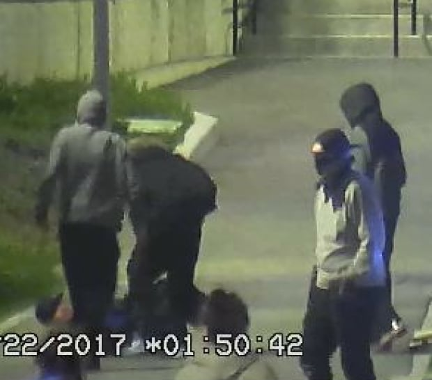 St. Catharines assault