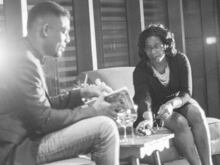 TNC columnist Donna Bailey Nurse reviews In the Black by B. Denham Jolly.