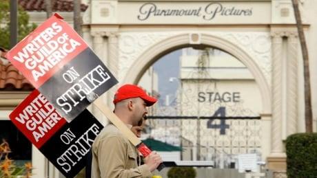 AP Explains-Writers Guild Strike