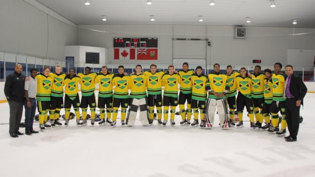 A hockey team made up of players of Jamaican descent is coming to Nova Scotia to take part in two exhibition games.