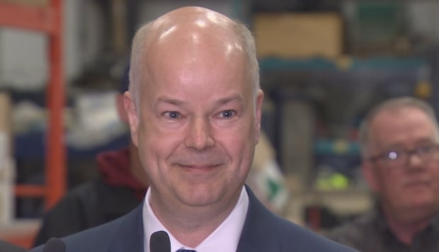 PC Leader Jamie Baillie
