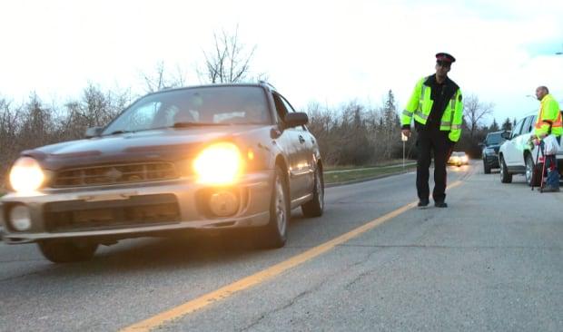 Calgary Police Service A/Sgt. Rana