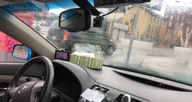 taxi camera