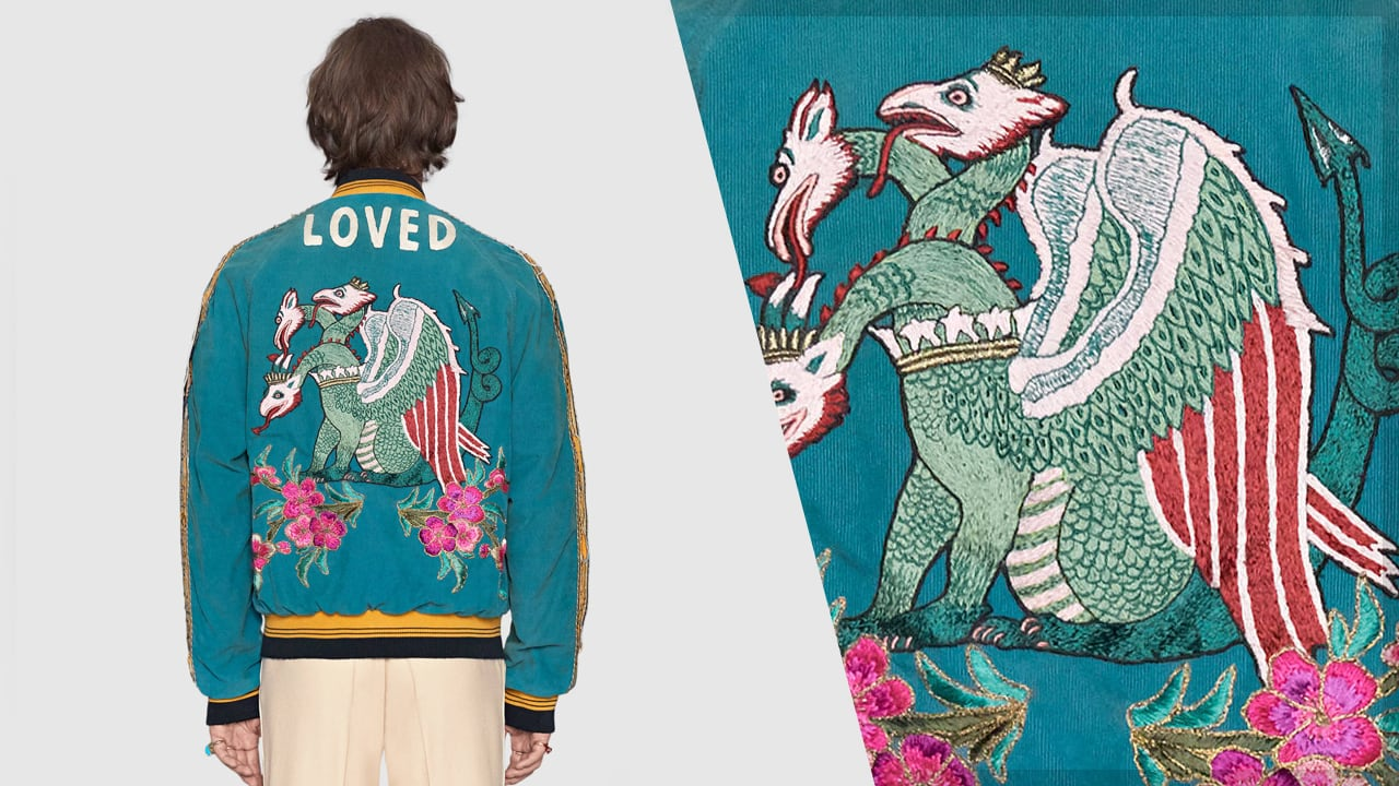 a7d568a8c Around since the 40s, the Souvenir Jacket is back in a huge way   CBC Life