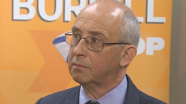 NDP Leader Gary Burrill