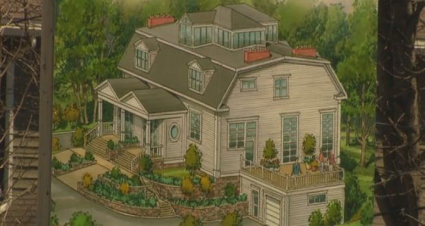 Richmond Cottage rendition