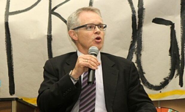 John Malloy, education director TDSB