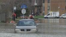Gatineau Flooding May 2