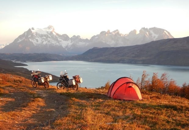 RidingFullCircle Patagonia