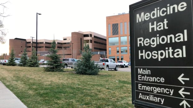 Water quality concerns at Medicine Hat Regional Hospital are impacting the hospital's ability to sterilize and reprocess medical devices, AHS says.