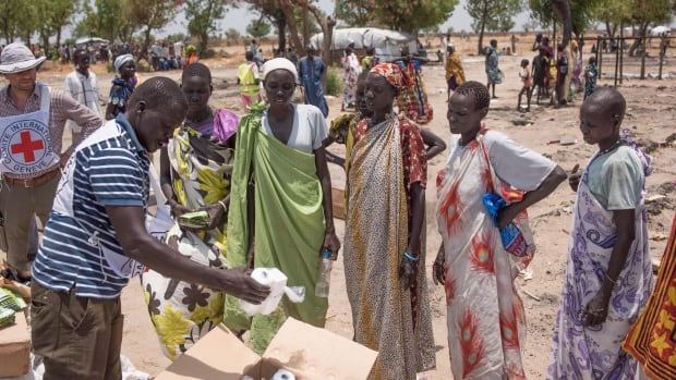 Pope pledges more than $500000 in South Sudan aid