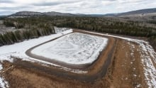 One dam C.C.P.A. claims is 'unauthorized'