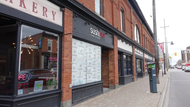Glebe businesses blame rising rent as more chains move in