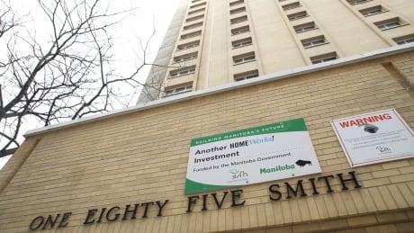 185 Smith Winnipeg