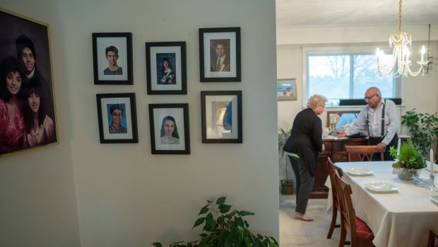 Ashley Anthony, 81, and his wife Gladys, 77, continue to live in the home they've occupied for 43 years in Brampton, Ont.