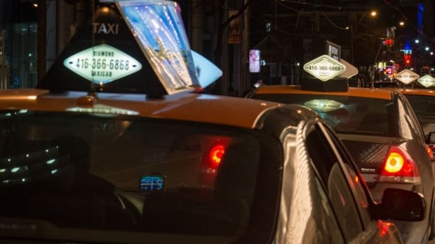 VanderSpek first became interested in cab drivers after witnessing what he calls the 'social network of taxis' firsthand about a decade ago. 'They are connected with each other and have that ability to help out people in need in the city,' he explained.