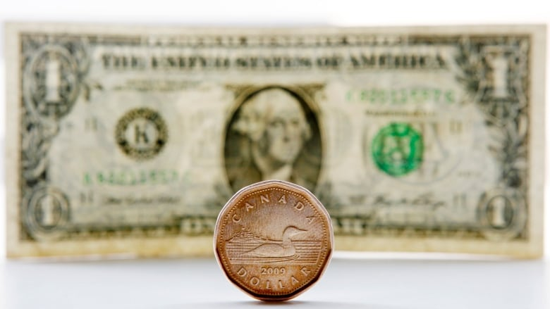 Canadian Dollar Dips Below 77 Cents Us On Trade Worries