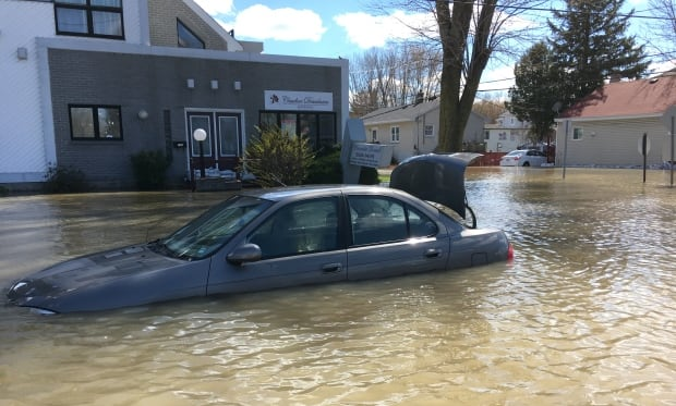 Flood car