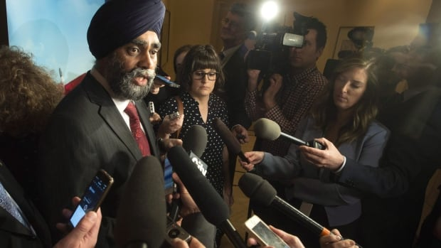 Harjit Sajjan will deliver Canada's defence policy review after next week's NATO Summit. It has been more than a year in the making and will set the future direction for the military in terms of expectations, spending and equipment.