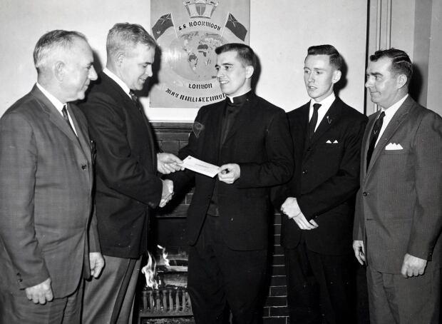 Father Greg MacLeod