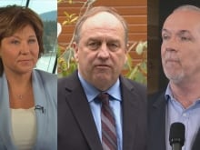 B.C. Green Party Leader Andrew Weaver and his party now hold the balance of power in a province where a lot of people take their politics and their environment seriously.