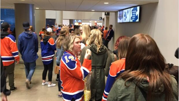 During the 2017 Stanley Cup playoffs, several women's washrooms were converted to men's washrooms in an attempt to shorten wait times.