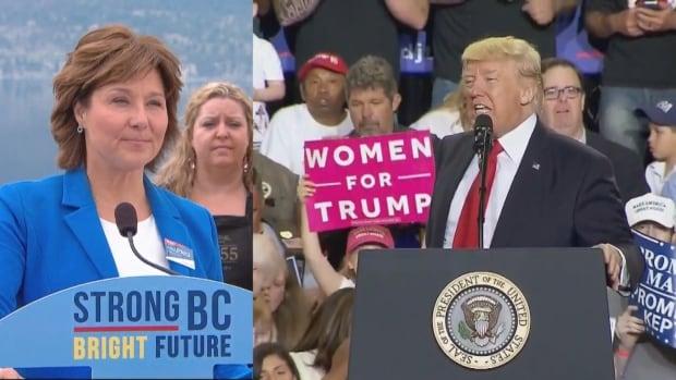 B.C. Election 2017 Composite