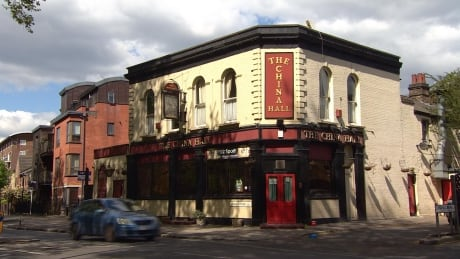 The China Hall public house