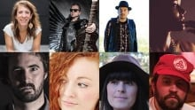 P.E.I. Canadian Songwriter Challenge 2017