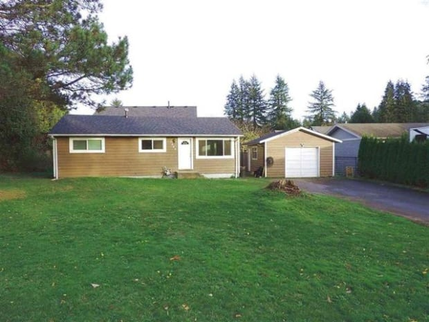 Abbotsford Real Estate Rancher for 520,000