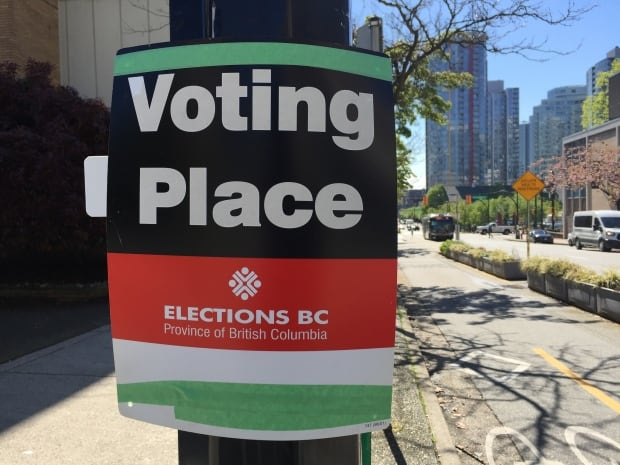 B.C. Election 2017 Voting