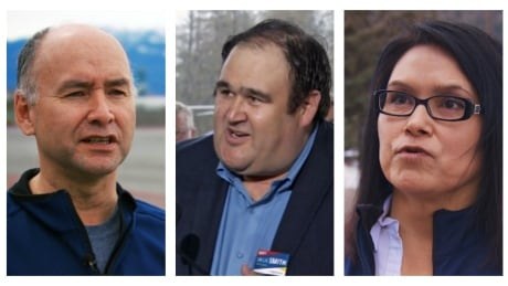 First Nations candidates