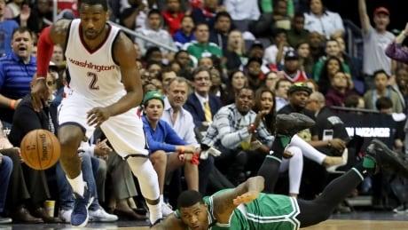 Celtics Wizards Basketball