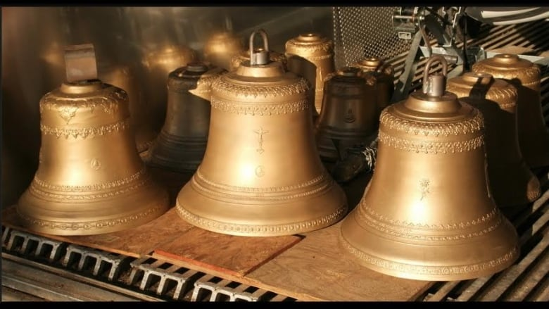 tuned up and ready to ring st dunstan s basilica bells heading