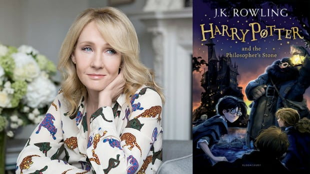J.K. Rowling to launch online book club for Harry Potter fans