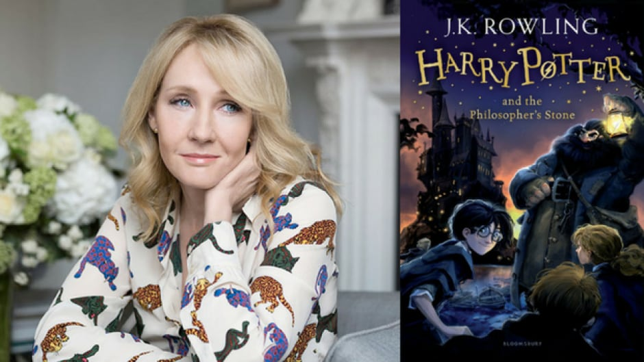 J K  Rowling to launch online book club for Harry Potter fans | CBC News