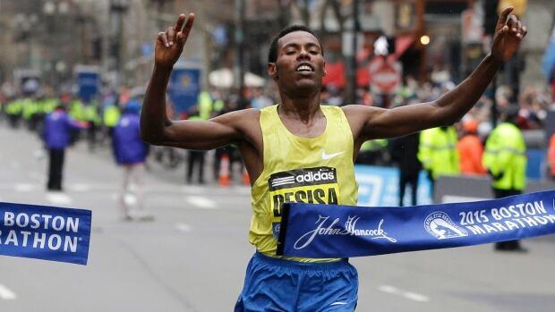 Runner falls 25 secs short in sub two-hour marathon bid