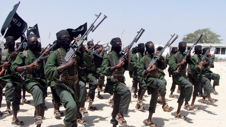 U S  Navy SEAL killed in Somalia clash   CBC News